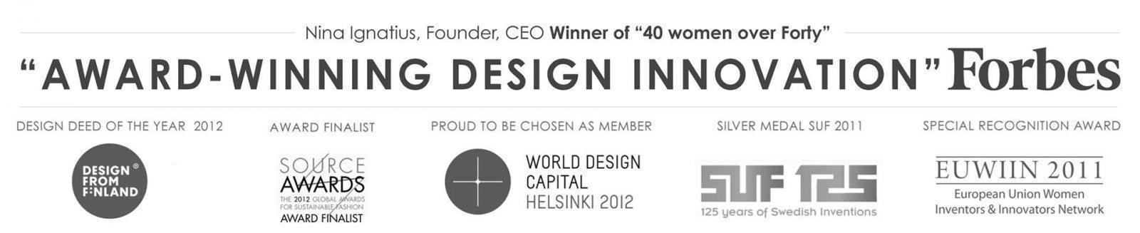 Award=winning Designs by Beibamboo