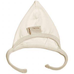 Beibamboo Bonnet White